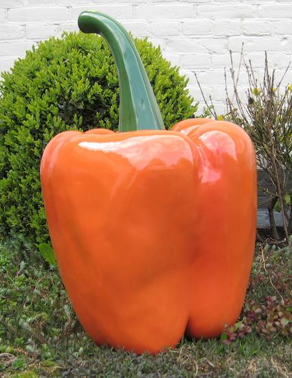 Paprika oranje €73,=