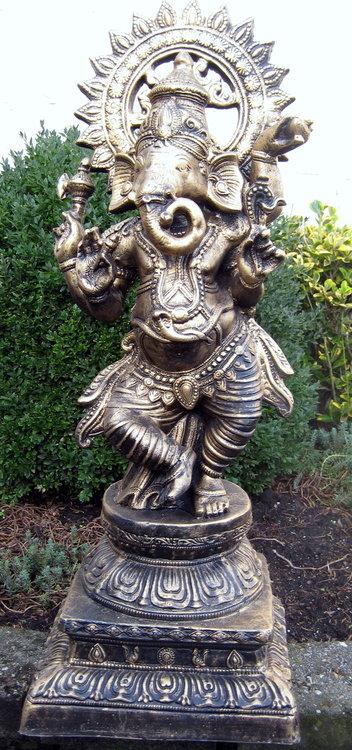 Ganesha Beeld Polyester 82cm