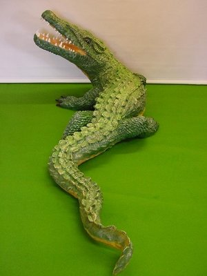 KroKodil Beeld Polyester 175 cm€205