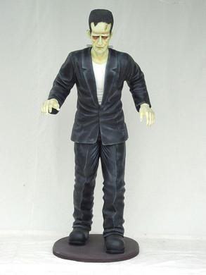 Beeld Frankenstein 220cm Polyester €495,-
