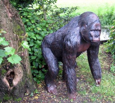 Aap Gorilla   Bokito polyester beeld €349
