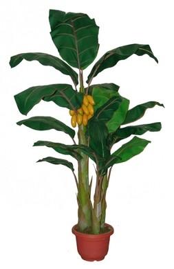 Bananenboom  kunst 169cm