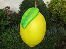 citroen -kunst-xxl -polyester