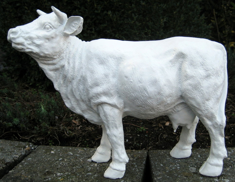 Koe mini koe Beeld polyester 29cm
