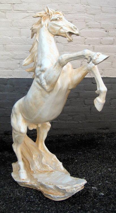 Paard Beeld Polyester  90cm