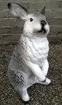konijn beeld polyester