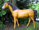 paard polyester