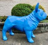 franse bulldog blauw 180670-bl