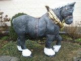 boeren paard tuig paard
