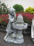 water fontein