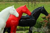 kunst paarden