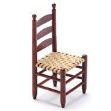 houten poppen stoel