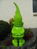 kabouter hipster groen