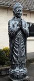 boeddha xxxl mega groot 250 cm polyester beeld decolife moordrecht