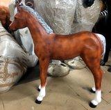 paard beeld veulen