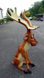 funny eland cartoon