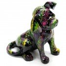 dalmatier puppy kunst beeld dripping