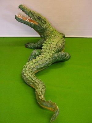 KroKodil Beeld Polyester 175 cm