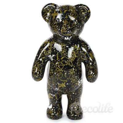 Teddybeer - streetart edition