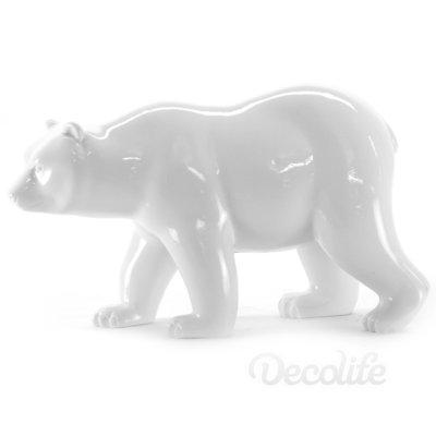 beer  Bjorn wit staand