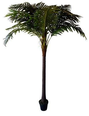 Palmboom kunstpalm Barbados