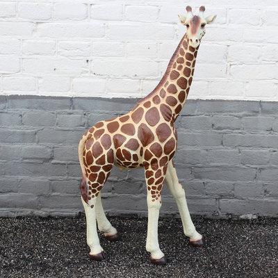 Giraffe 70cm - beeld-