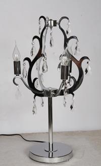 Lamp Milano Staande Lamp Crome 3 Lichts