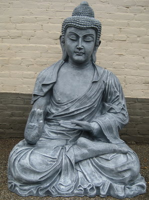 Boeddha  XXL 125cm betonlook