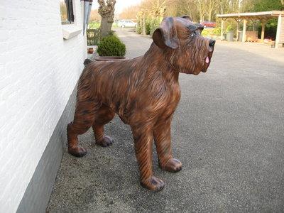 Hond Bouvier  XL  160cm