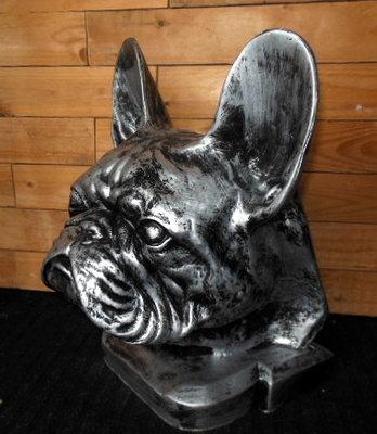 Franse Bulldog decoratie beeld