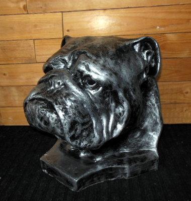 Engels Bull 38cm decoratie beeld