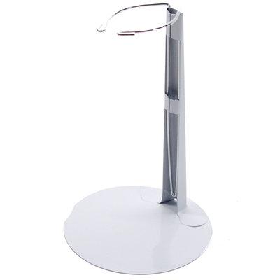 Metalen poppenstandaard - 18cmset 4 stuks