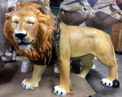 Leeuw Beeld Lion-King lifesize