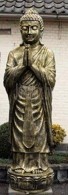 Boeddha XXXL beeld polyester mega groot 250cm
