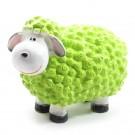 Wollie  schaap - groot - groen