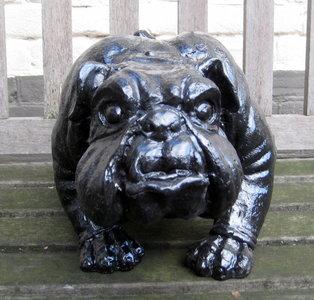 engels bulldog polyester