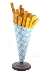 patat-frietzak-stoep reclame