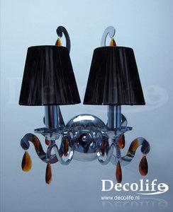 Lamp Firenze Wand Lamp Chrome