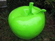 appel polyester blad