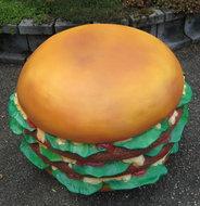 hamburger reclame polyester