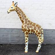 giraffe polyester beeld dikkertje dap