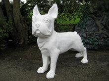 franse bulldog kunst